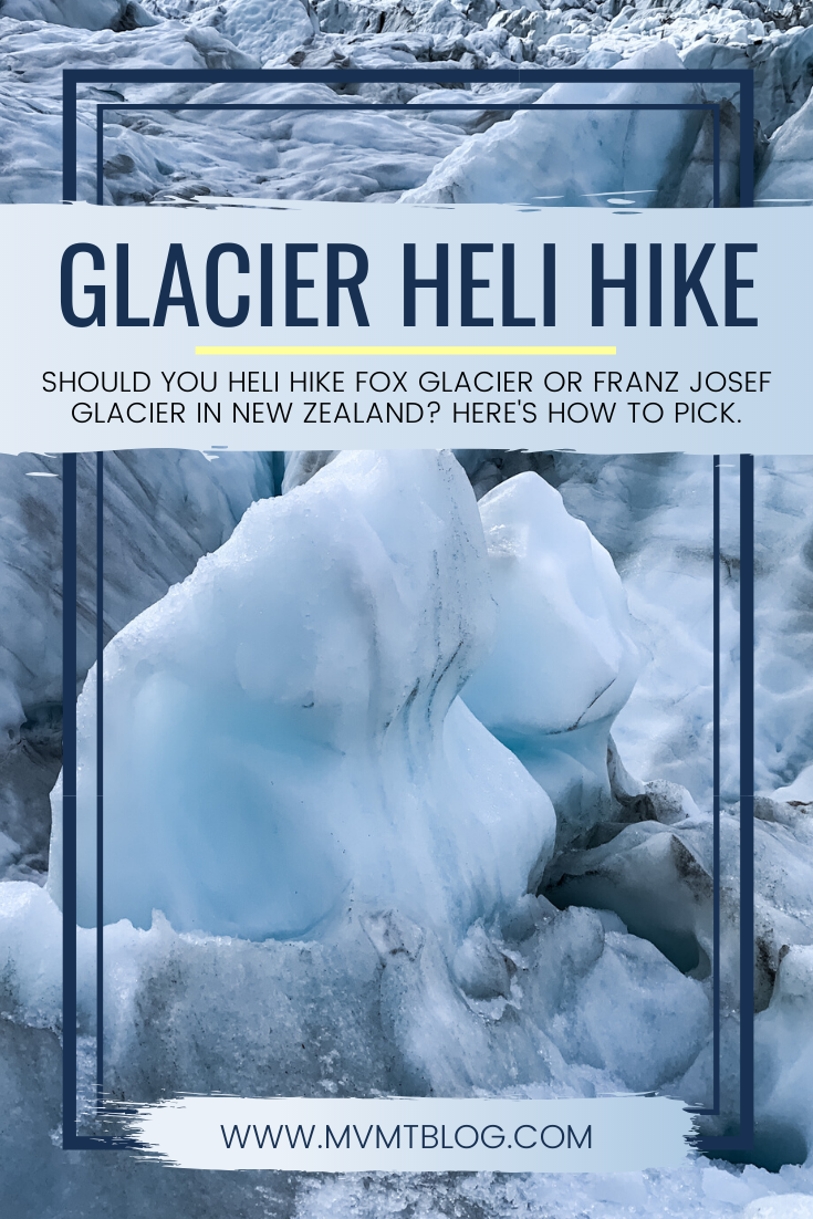 Heli Hike Fox Glacier or Heli Hike Franz Josef Glacier? Everything You Need to Know
