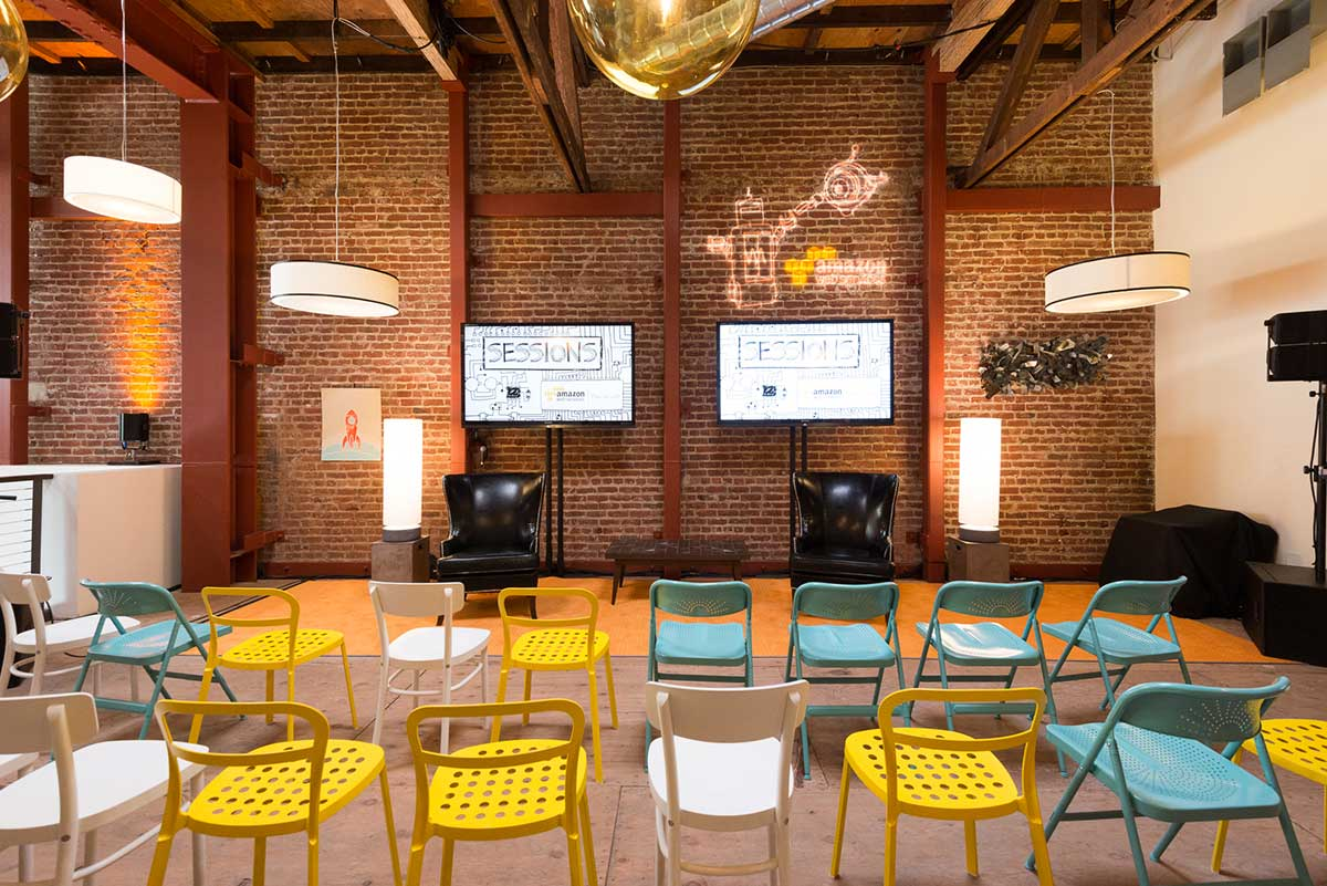 AWS Lofts Event | Best Coworking Spaces in NYC