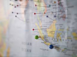 Map destinations   Top 5 Most Underrated Travel Destinations in the World   MVMT Blog