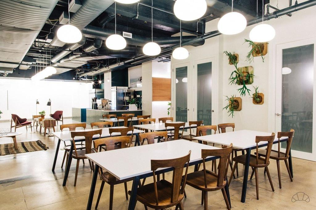 Croissant Location | Best Coworking Spaces in NYC