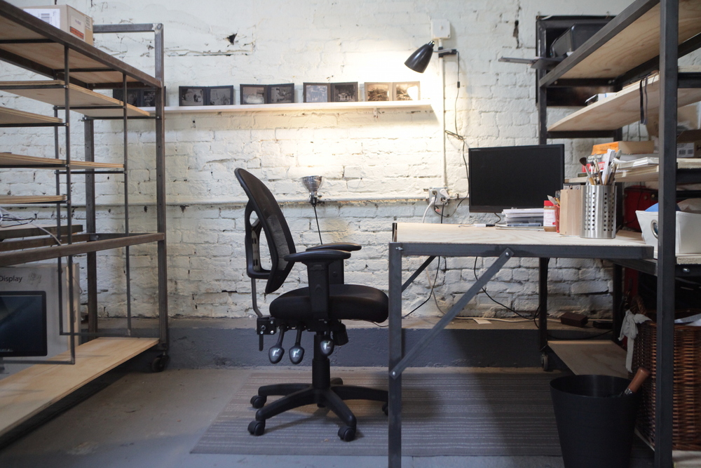 Seating at Nowhere Studios | Best Coworking Spaces in NYC