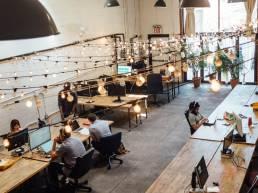 Coworking desk space | Best Coworking Spaces in NYC