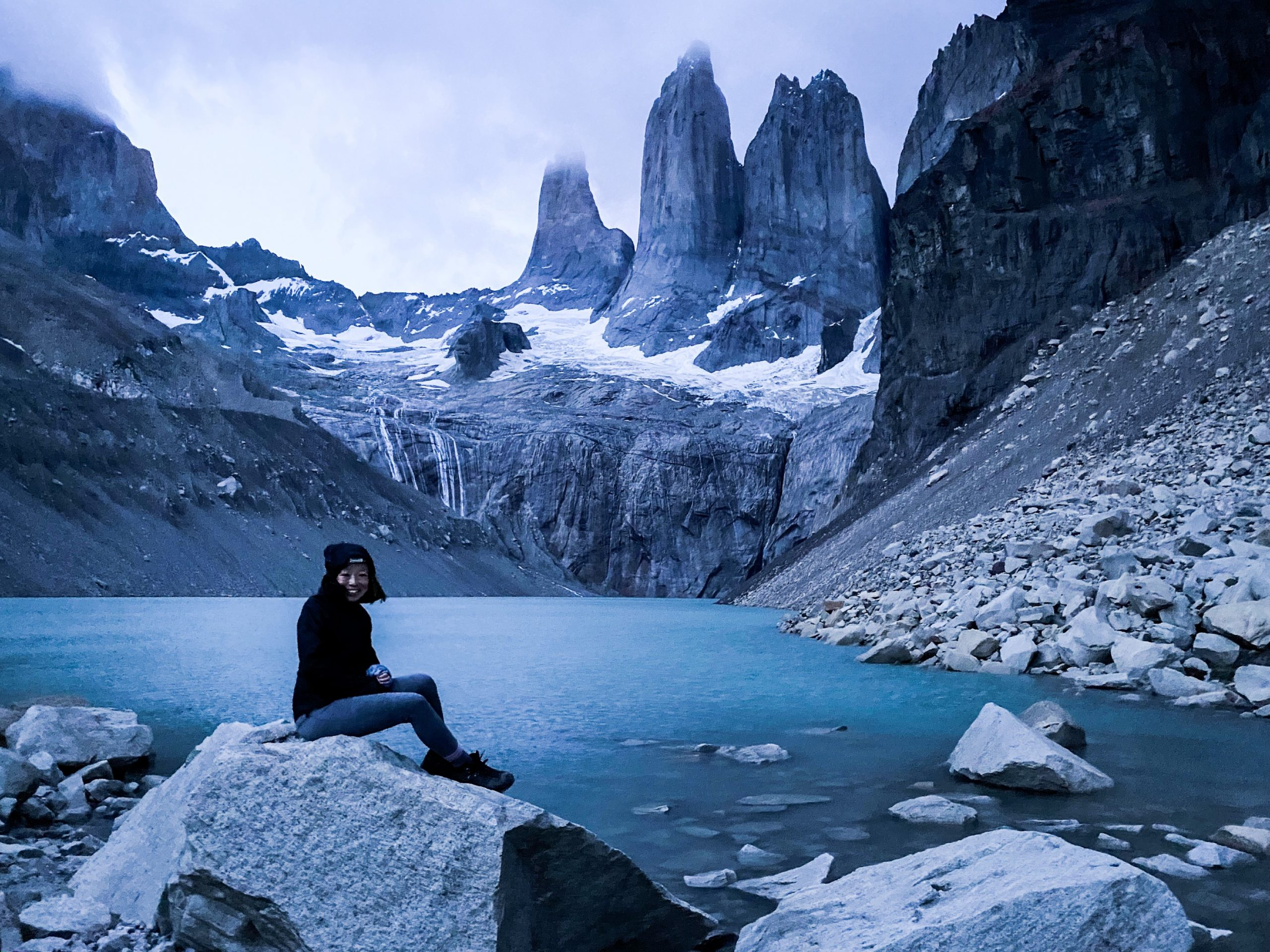 Las Torres - Torres del Paine W Trek