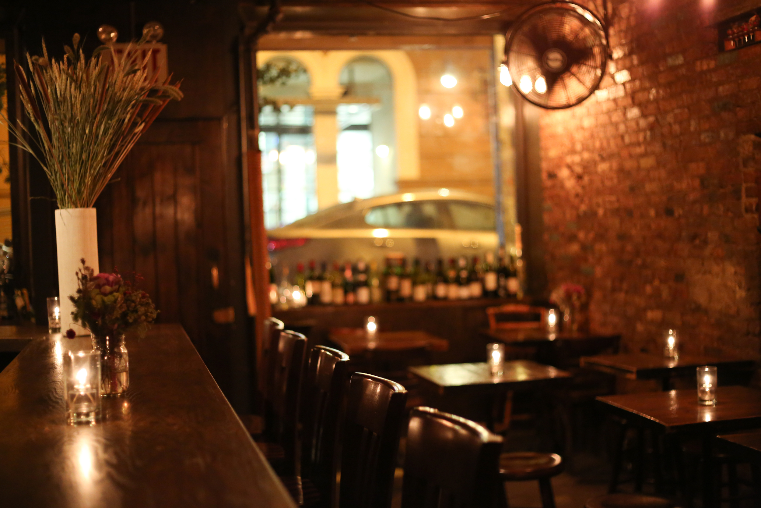 Jadis interior | Best Happy Hour in NYC's LES