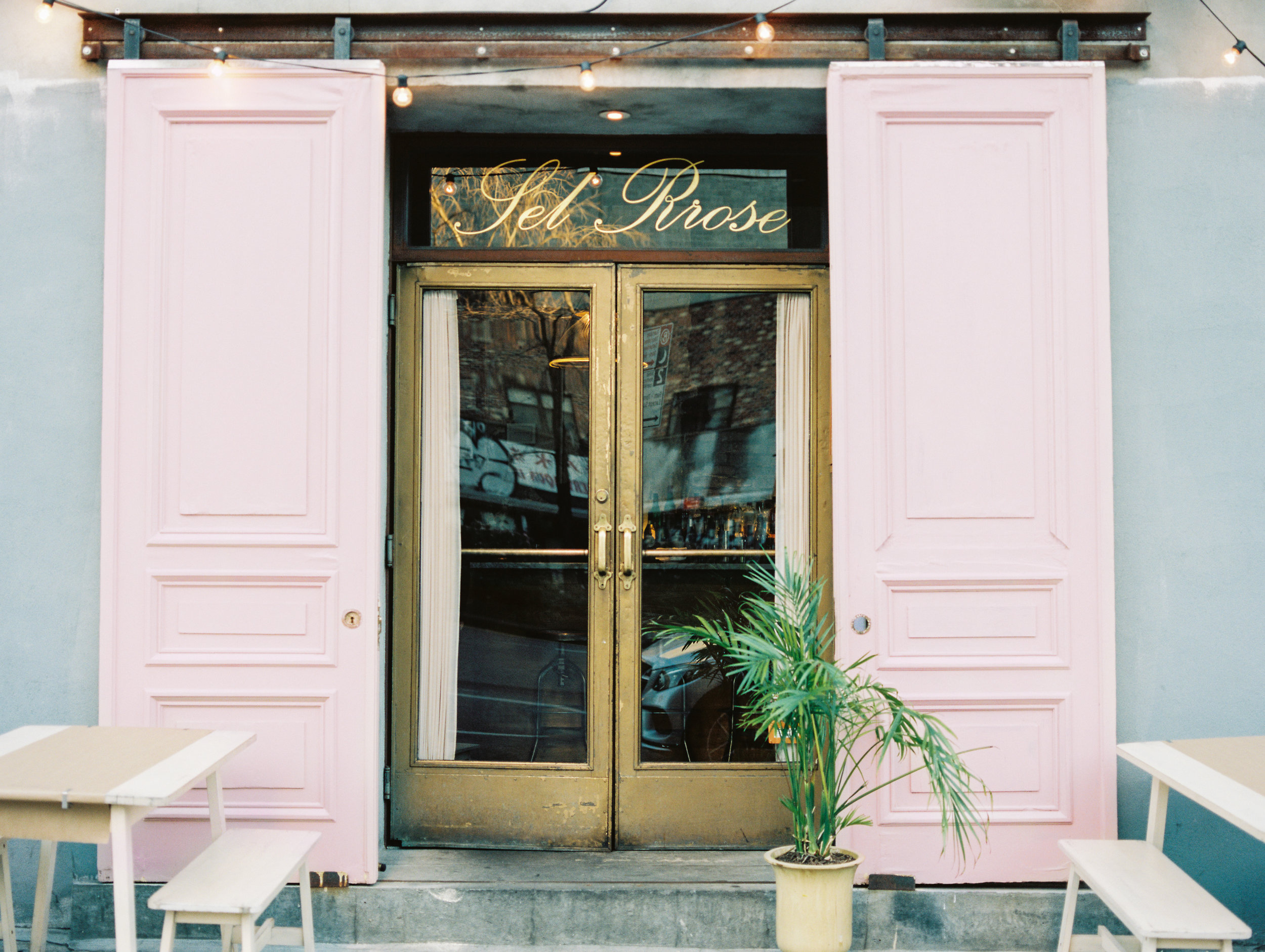Sel Rrose exterior | Best Happy Hour in NYC's LES