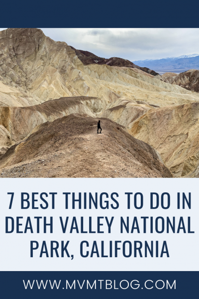 7 Best Things To Do In Death Valley National Park