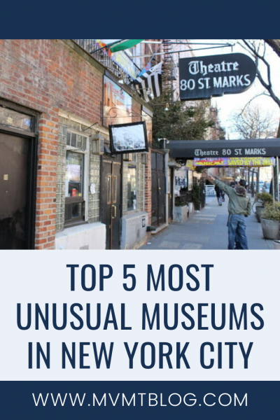 Top 5 Most Unusual Museums in NYC
