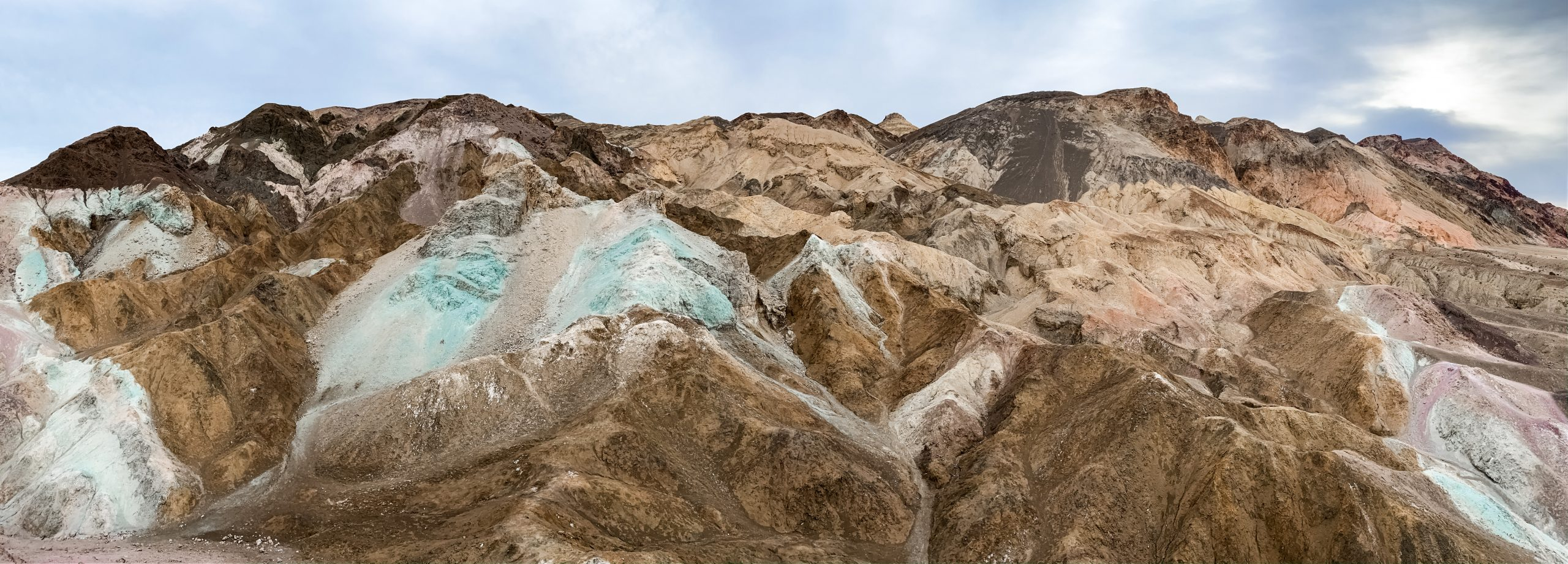 Artist's Palette - Death Valley National Park