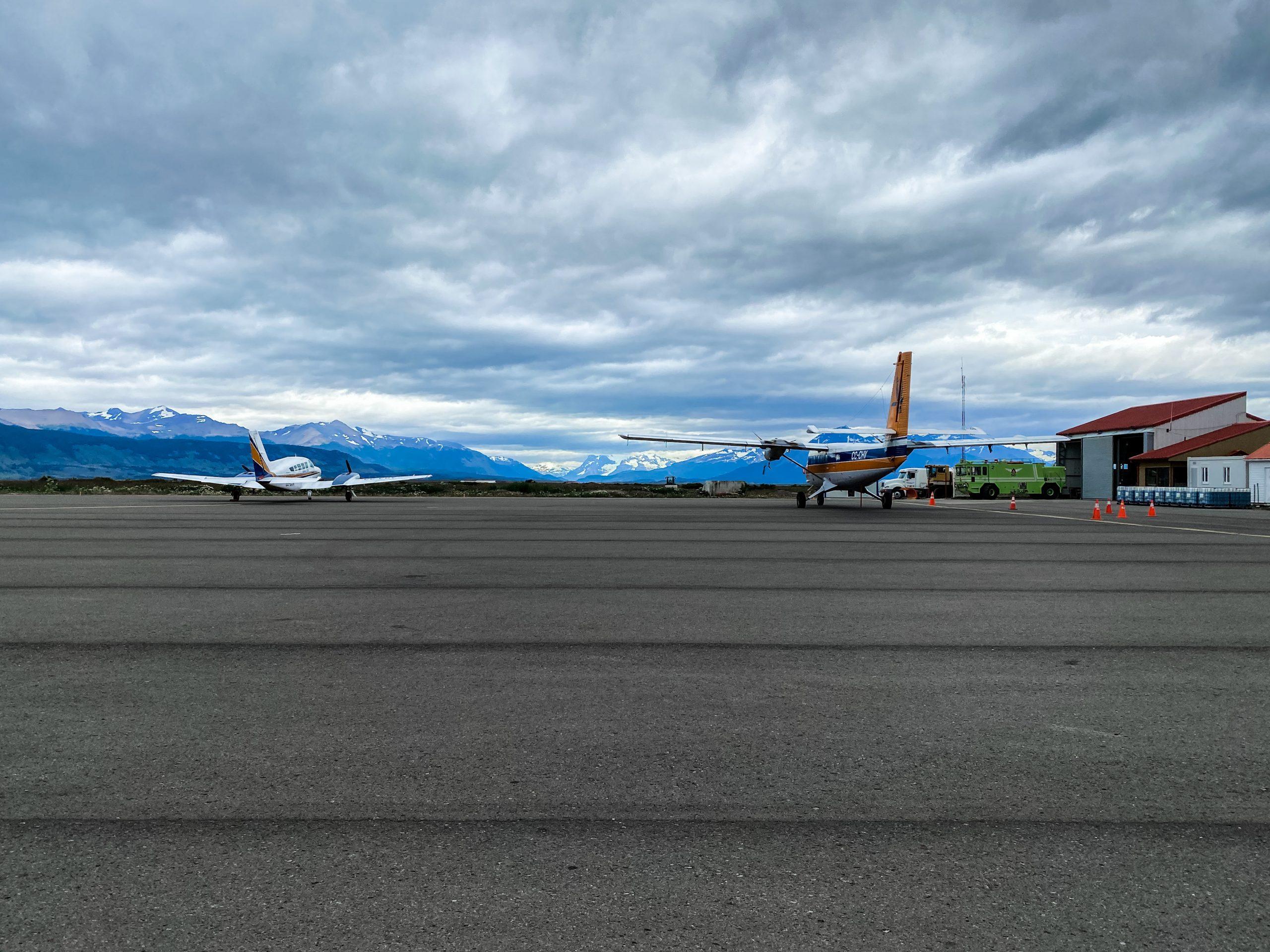 Teniente Julio Gallardo Airport (Puerto Natales PNT)