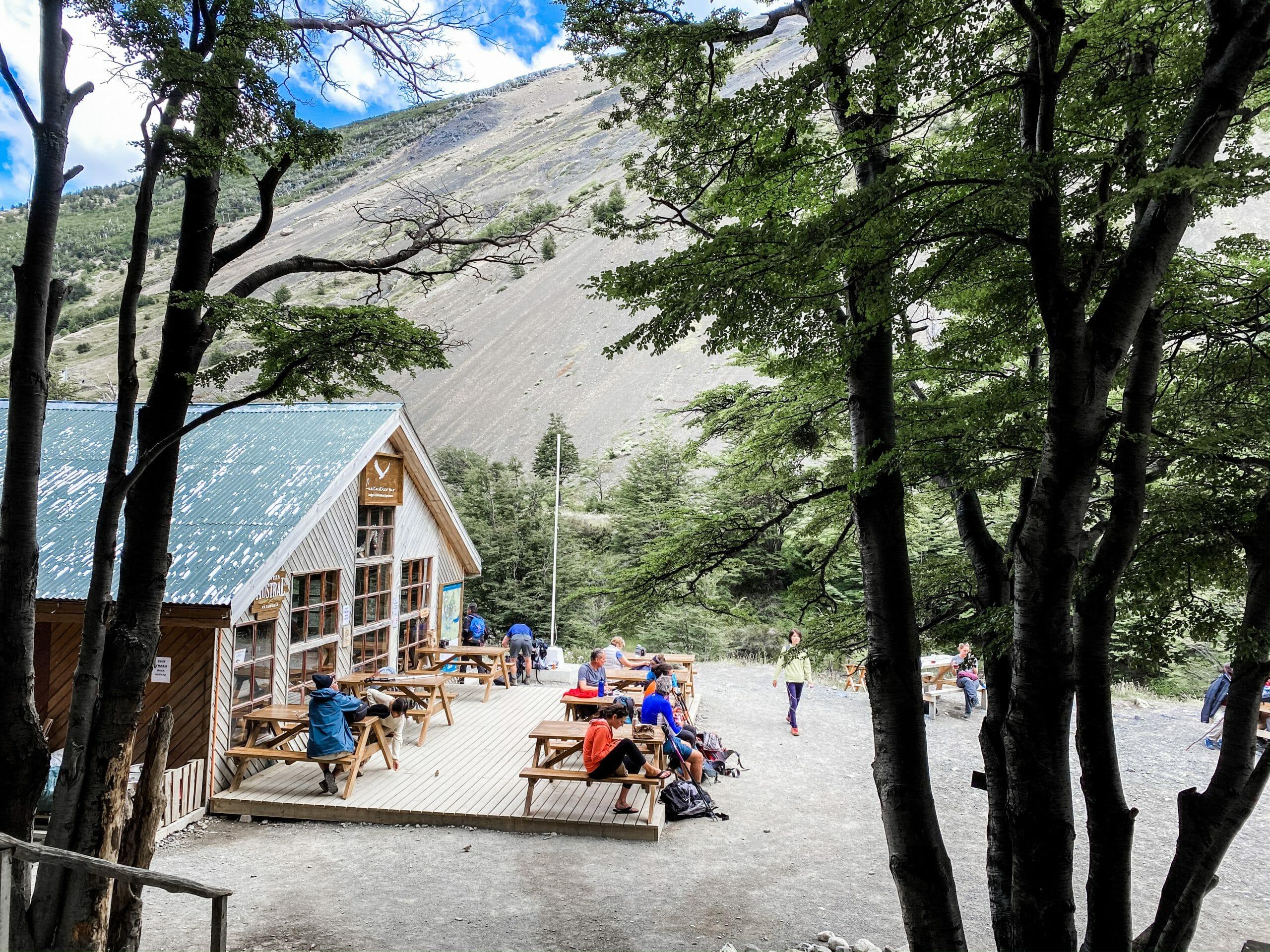 El Chileno Campsite