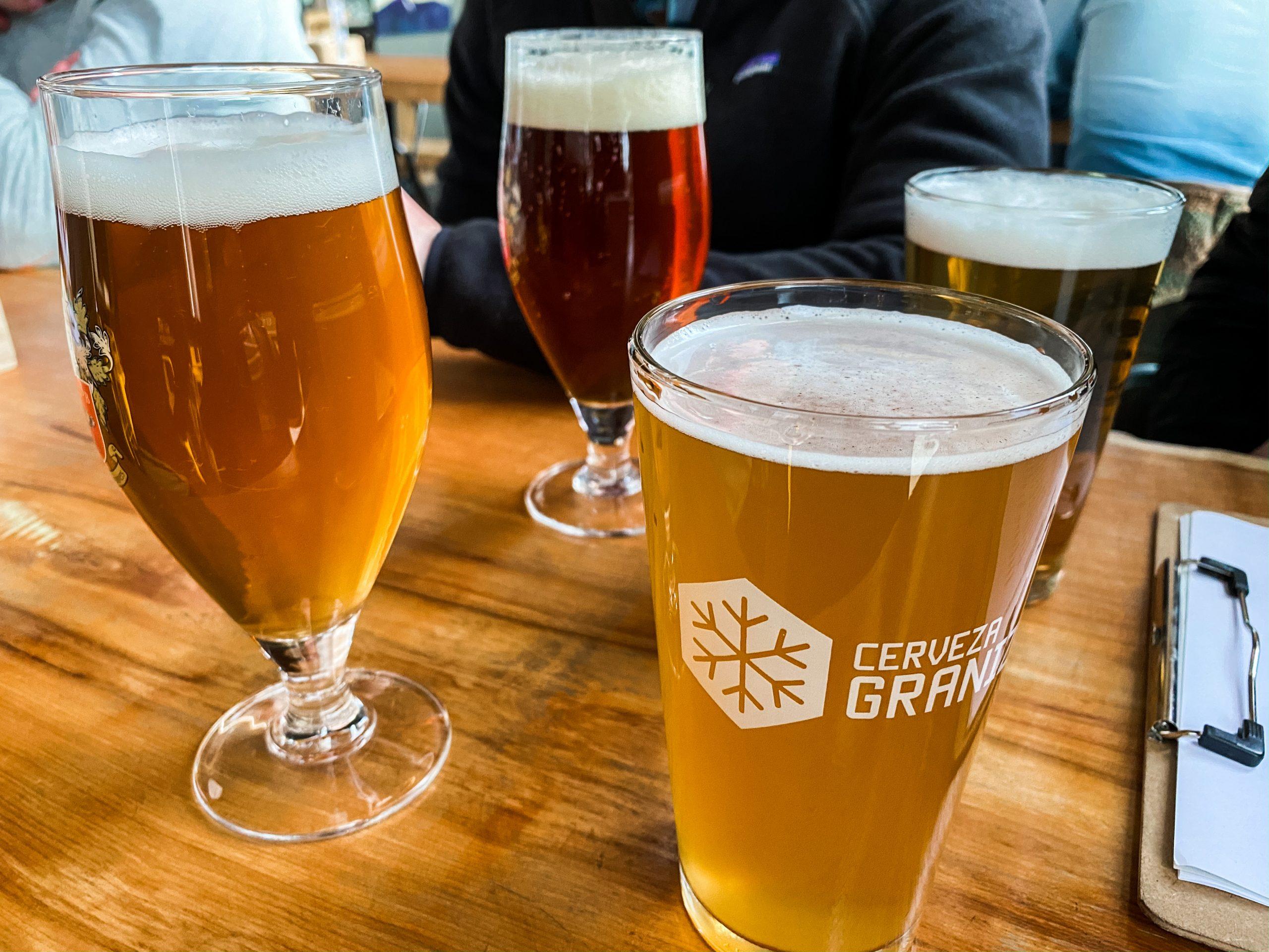 Brew Gallery - Puerto Natales, Chile
