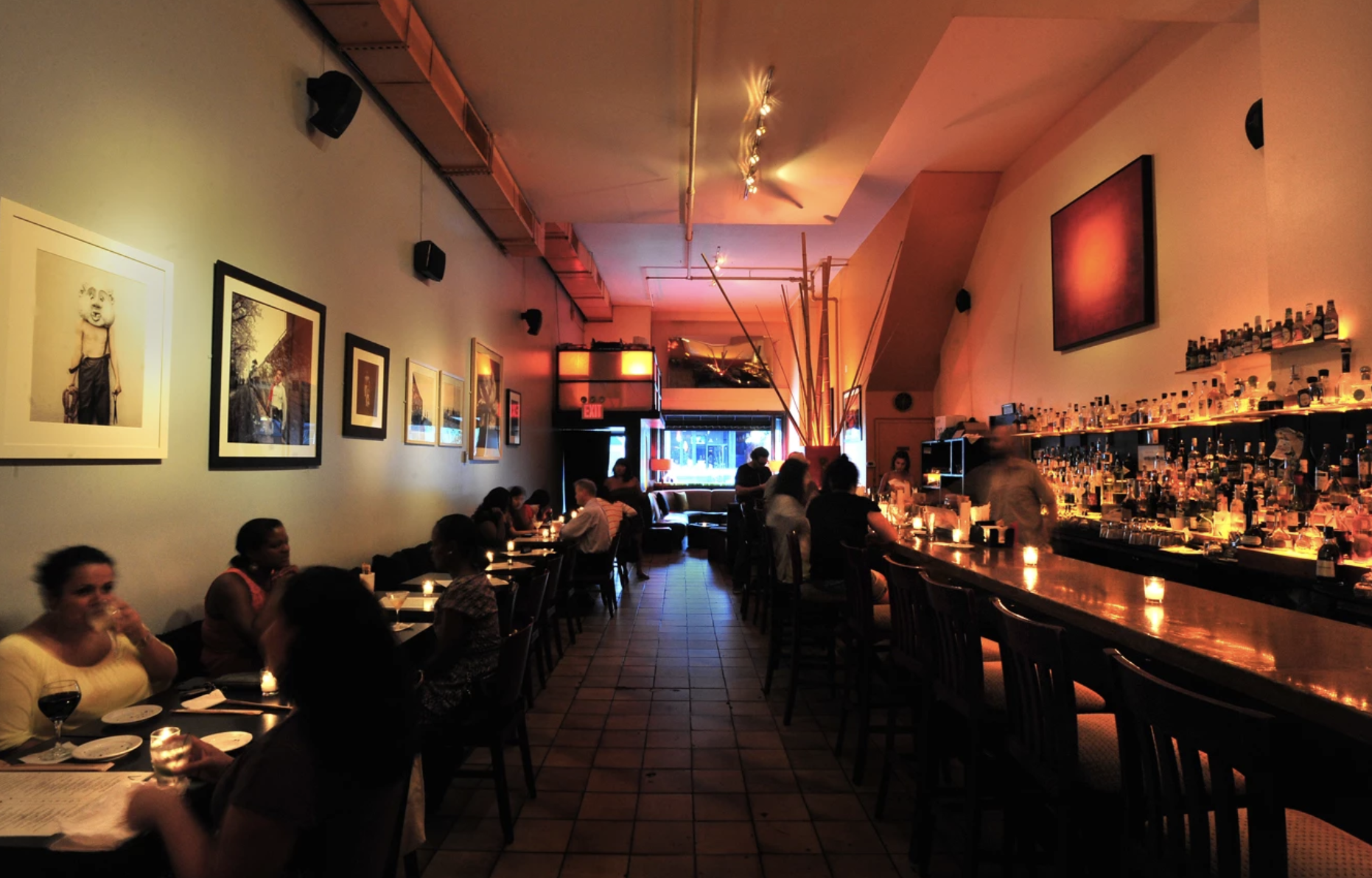 Verlaine interior | Best Happy Hour in NYC's LES