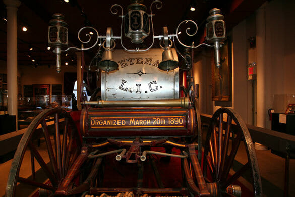 NYC Fire Museum | Top 5 Most Unusual Museums in NYC