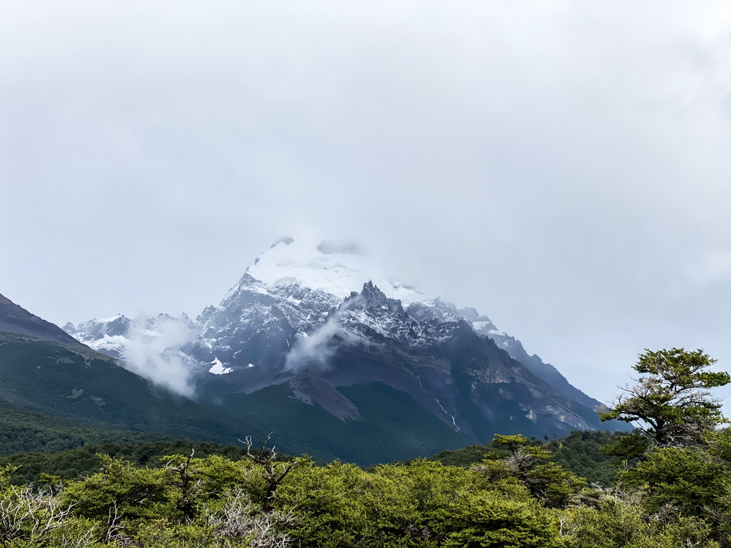 Cerro Torre trail