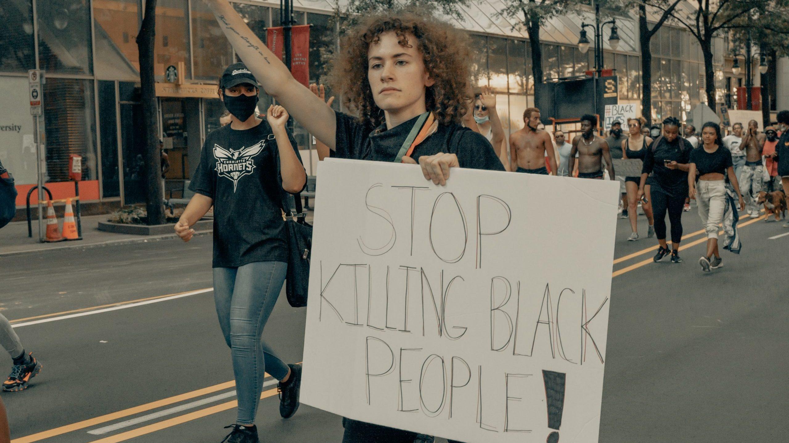End Racism | MVMT Blog
