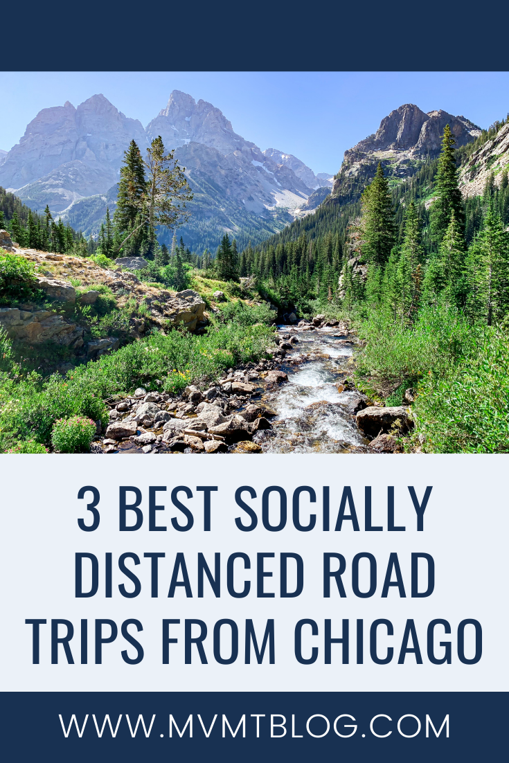 3 Best Socially Distanced Road Trips From Chicago